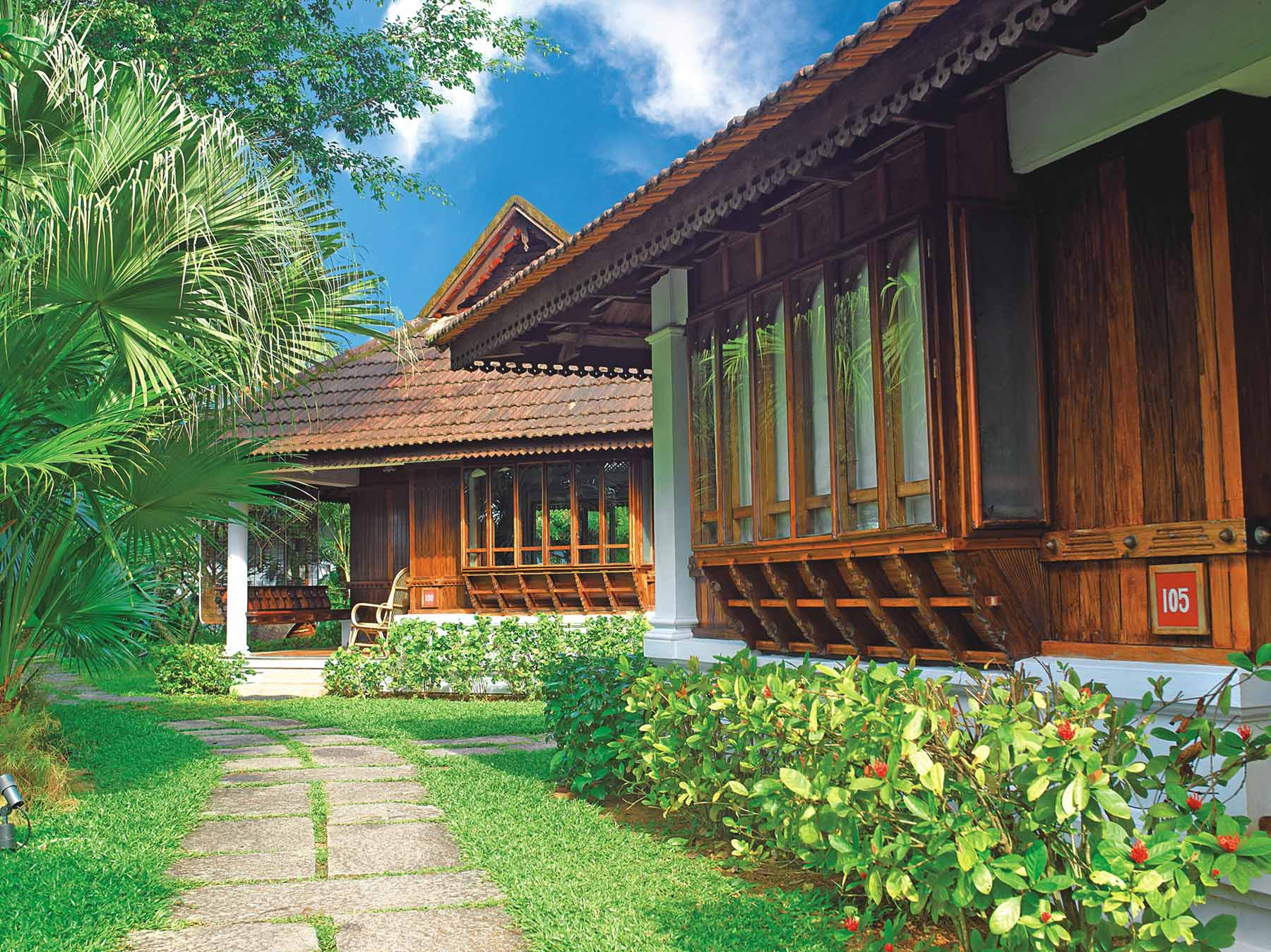 Heritage Villas with Private Pool