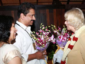 Prince Charles celebrates 65th birthday at  Kumarakom Lake Resort